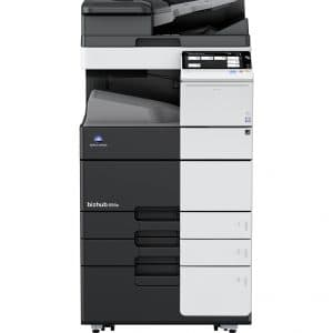 bizhub 458e/558e/658e Multi-Function Printer